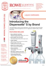Brand Dispensette flyer cover