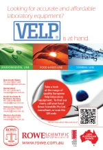 VELP World product brochure cover
