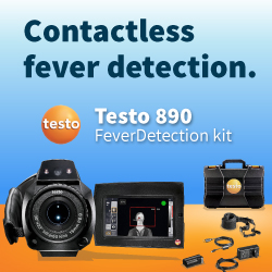 Testo 890 Fever Detection Kit
