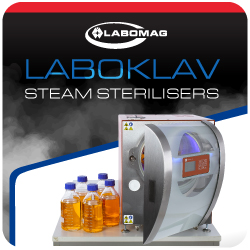 Laboklav Lab Steam Steriliser Autoclaves