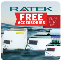 Ratek November Free Offer