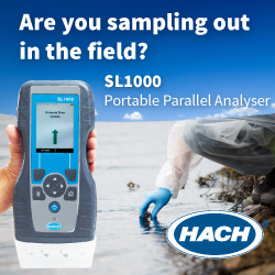 Hach SL1000 Portable Parallel Analyser