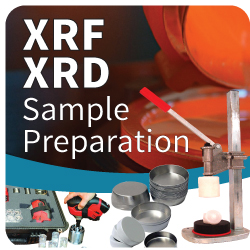 XRF XRD Sample Preparation