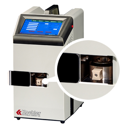 Koehler Microscale Continuously Closed Cup Flash Point Tester