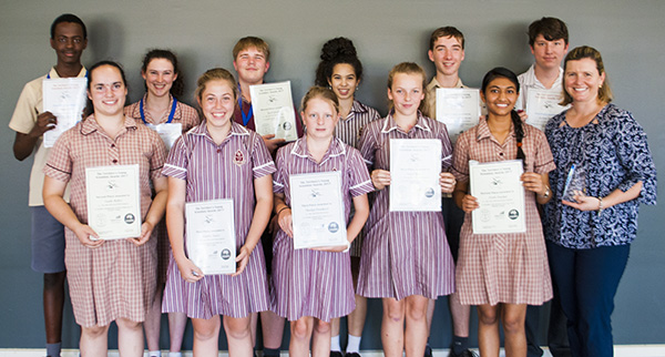 Science Teachers Association of Northern Territory (STANT) Awards